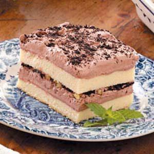 Pudding Pound Cake Dessert