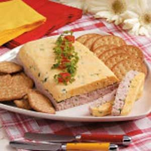 Layered Cheese Spread