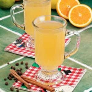 Spiced Citrus Cider