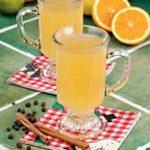 Spiced Citrus Cider