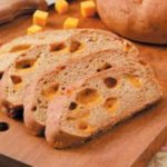 Cheesy Rye Bread