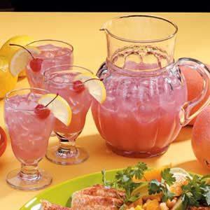 Pink Grapefruit Punch