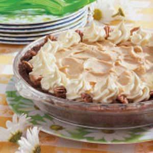 Peanut Butter Praline Pie