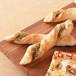 Pesto Breadsticks