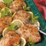 Oregano-Lemon Chicken