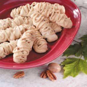 Maple Pecan Twists