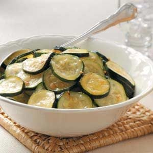 Asian Sweet-and-Sour Zucchini