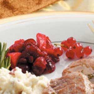 Orange Cranberry Chutney