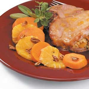 Orange Sweet Potato Bake