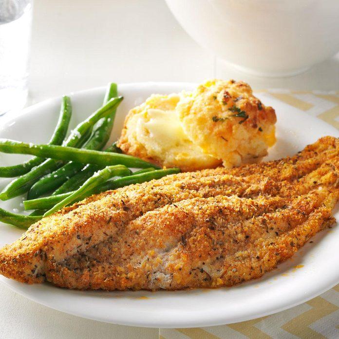 Spiced Baked Catfish