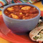 30-Minute Three-Bean Chili