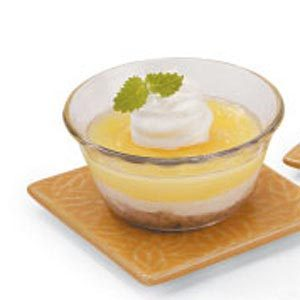 Layered Lemon Dessert Cups