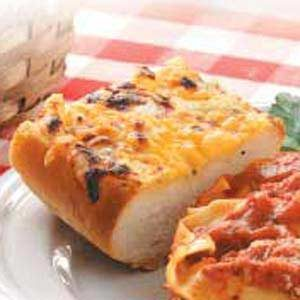 Buttery Garlic Cheese Bread