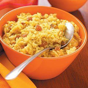 Golden Spiced Rice