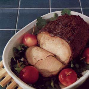 Indonesian-Style Pork Roast
