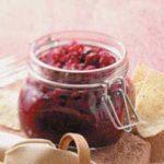 Cranberry Onion Salsa