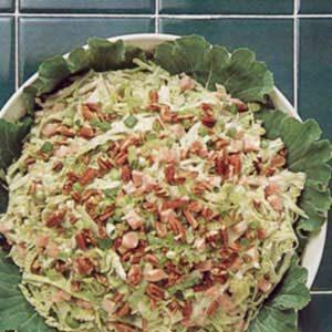 Hamslaw Salad