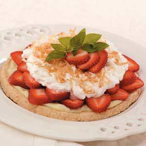 Spectacular Strawberry Dessert