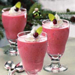 Favorite Cranberry Mousse