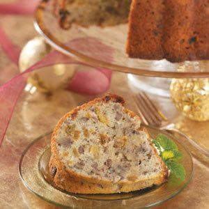Pecan Butter Cake
