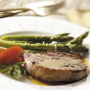 Healthy Roasted Asparagus