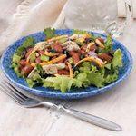 Kidney Bean Tuna Salad