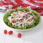 Quick Spiral Pasta Salad