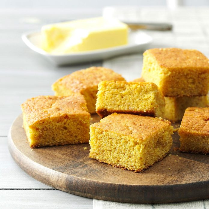 Quick Buttermilk Cornbread