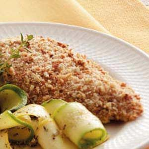 Tender Stuffing-Coated Chicken