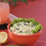 Rice 'n' Egg Salad