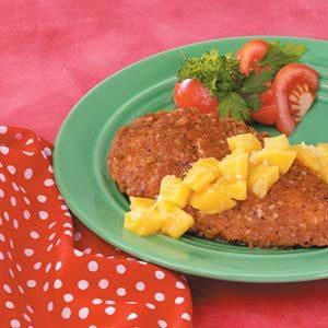 Mango Spiced Chicken