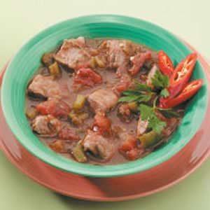 Chili Verde Stew
