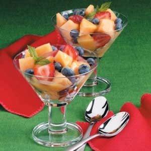 Fruit Salad Citrus Dressing