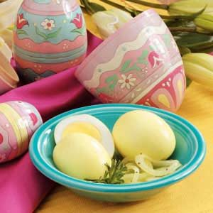German-Style Pickled Eggs