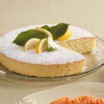 Almond-Lemon Pound Cake
