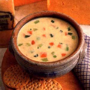 Cheese/Pepper Soup