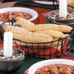 Herbed Parmesan Breadsticks