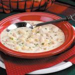 White Chili with Hominy