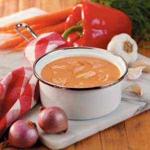 Salmon Bisque