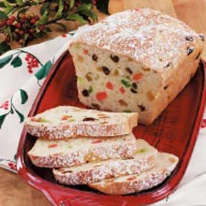 Stollen Loaves