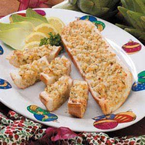 Appetizer Artichoke Bread