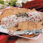 Pimiento-Olive Cheese Log