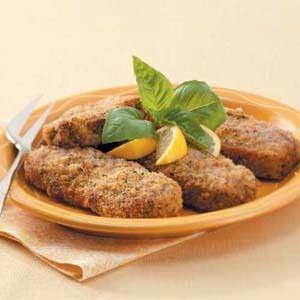 Lemon-Basil Pork Chops