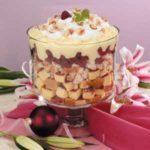 Raspberry Vanilla Trifle