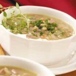 Contest-Winning Ham and Bean Soup