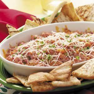 Warm Ham 'n' Cheese Spread