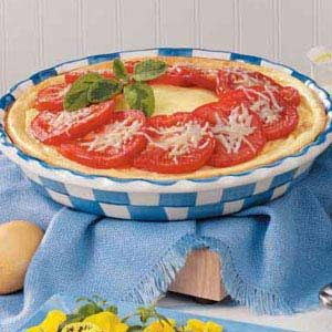 Spinach Brunch Pie