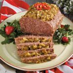 Spicy Meat Loaf