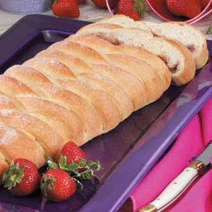 Strawberry Braid