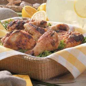 Oven-Fried Picnic Chicken